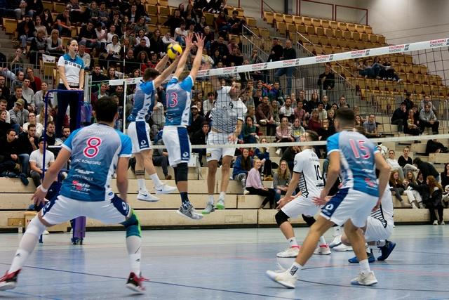 Enttäuschende Niederlage für USC Konstanz in Ludwigsburg