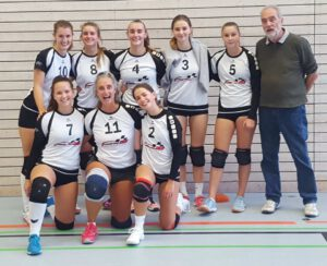 Damen III – Landesliga